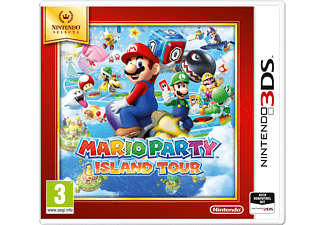 Mario Party Island Tours Selects für Nintendo 3DS