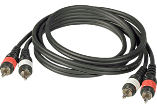 JB SYSTEMS RCA Audiokabel 2.5 m