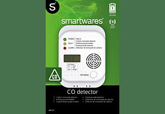 SMARTWARES SW RM370  Kohlenmonoxidmelder, Weiß