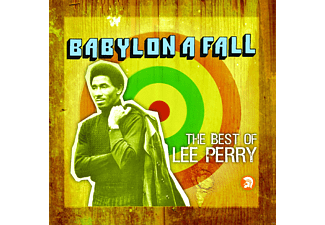 Lee Scratch Perry - Babylon A Fall (The Best Of Lee Perry)  - (CD)