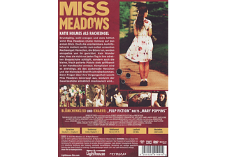 Miss Meadows - Rache ist Süß  DVD