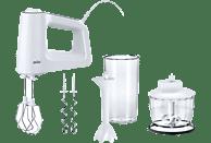 BRAUN MultiMix 3 HM 3135 Handmixer Weiß (500 Watt)