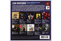 Chicago Symphony Orchestra - Jean Martinon-The Complete Cso Recordings [CD]