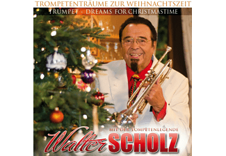 Walter Scholz - Trompententräume Zur Weihnacht  - (CD)