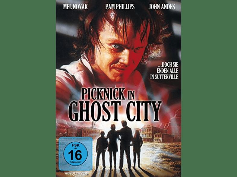 Picknick in Ghost-City [DVD]