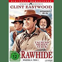 Rawhide - Staffel 6.1 [DVD]