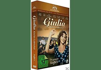 Giulia - Kind der Leidenschaft (Erste Staffel) - Fernsehjuwelen DVD