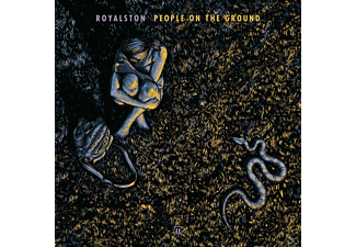 Royalston - People On The Ground  - (CD)