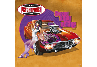 Psychopunch - Sweet Baby Octane  - (CD)