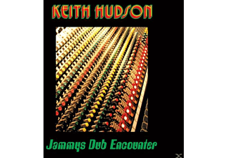 Keith Hudson - Jammys Dub Encounter  - (Vinyl)