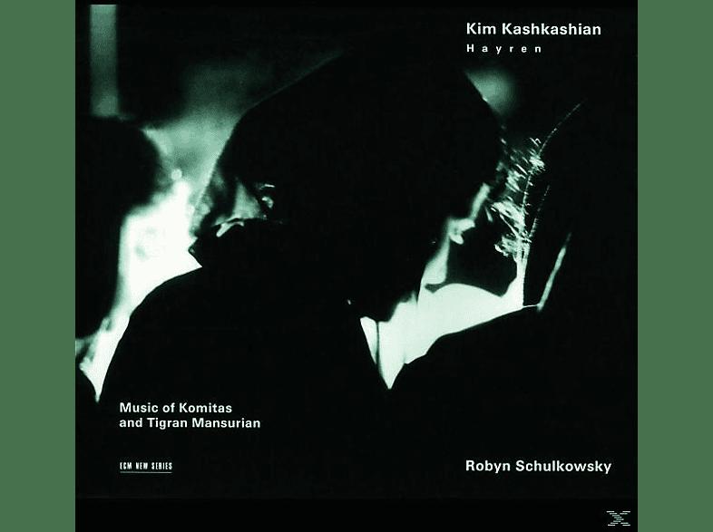 Kim Kashkashian, R. Schulkowsky - HAYREN [CD]