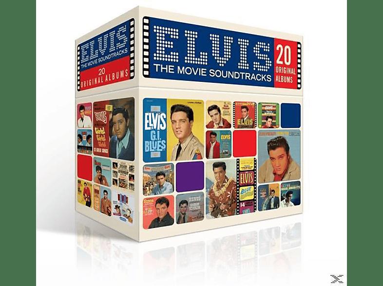 Elvis Presley - The Perfect Elvis Presley Soundtrack Collection [CD]