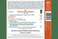 Alvaro Cassuto, Royal Liverpool Philarmonic Orchestra - A Patria/Ines De Castro/Chula Do Douro/+ [CD]