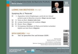 """Mariss Jansons, Chor Und Symphonieorchester Des Bayerischen Rundfunks - Sinfonie 6 """"pastorale""""  - (CD)"""