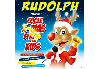 Diverse Interpreten - Rudolph Präsentiert Coole X-Mas Hits Für Kids  - (CD)
