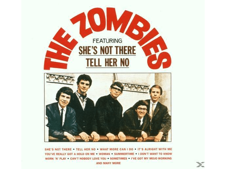 The Zombies - BEGIN HERE [CD]