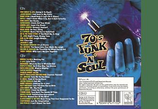 VARIOUS - 70's Funk & Soul Classics  - (CD)