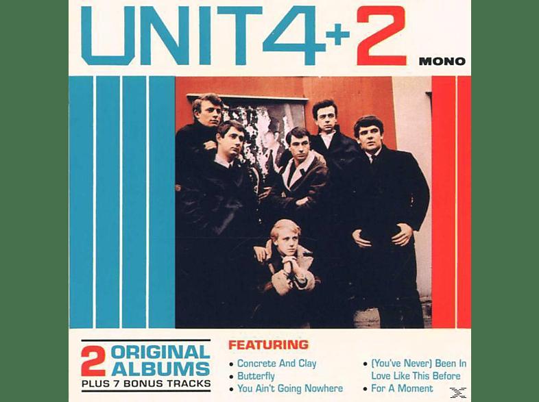 Unit 4+2 - Congrete & Clay & You ain't goin nowhere (+Bonus) [CD]