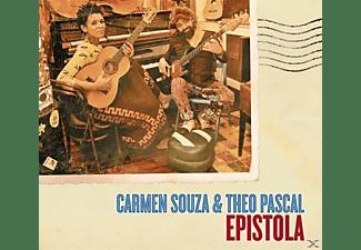 Souza,Carmen & Pascal,Theo - Epistola  - (CD)