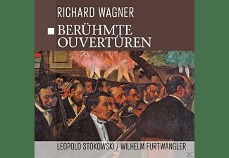 Orchester Der Bayreuther Festspiele, Symphony Of The Air, Orchestra Del Teatro Alla Scala - Berühmte Wagner Ouvertüren  - (CD)