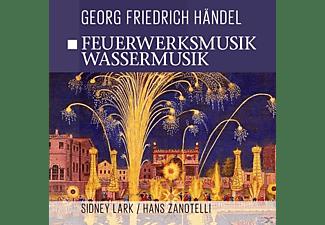 Norddeutsche Philharmonie - Feuerwerksmusik-Wassermusik  - (CD)