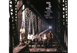 VARIOUS - Back To The River-More Southern Soul Stories 196  - (CD)