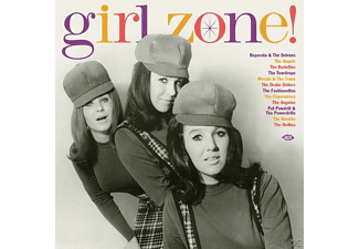 VARIOUS - Girl Zone!  - (Vinyl)