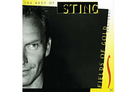 Sting - FIELDS OF GOLD - BEST OF 1984-94 [CD]