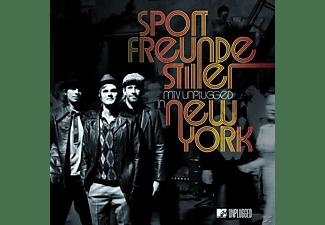 Sportfreunde Stiller - MTV UNPLUGGED IN NEW YORK (BEST OF)  - (CD)