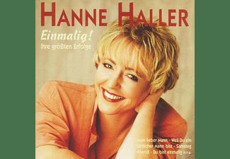 Hanne Haller - EINMALIG! IHRE GRÖSSTEN ERFOLGE  - (CD)