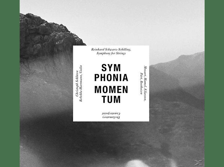 Schlüren/Symphonia Momentum - Declamatory Counterpoint [CD]