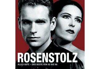 Rosenstolz - ALLES GUTE (NEW GOLD EDITION) - (CD)