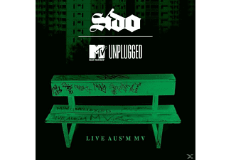 Sido - MTV UNPLUGGED - LIVE AUS M MV  - (CD)