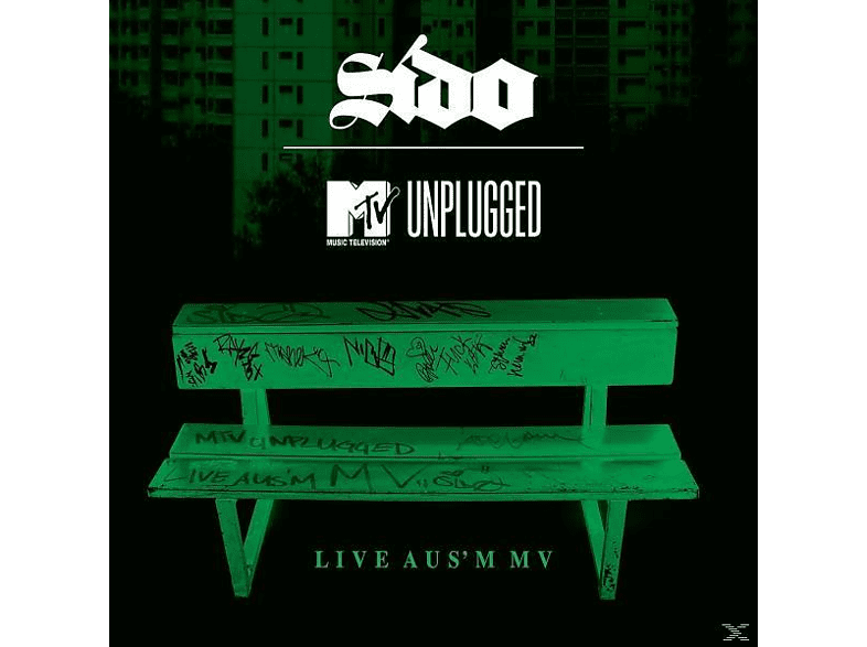 Sido - MTV UNPLUGGED - LIVE AUS M MV [CD]