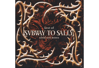 Subway To Sally - BEST OF - KLEID AUS ROSEN  - (CD)