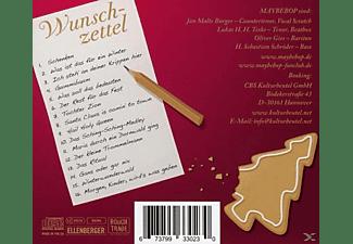 Maybebop - Schenken  - (CD)