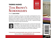 Jamie Parker - Tom Brown's Schooldays - (CD)
