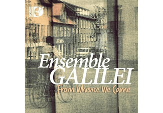 Ensemble Galilei - From Whence We Came  - (Blu-ray Audio)
