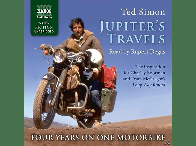 Degas,Rupert/Simon,Ted - Jupiter's Travels - (CD)