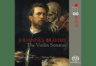 Philipp Vogler, Stephan Schardt - Sonaten Für Pianoforte Und Violine  - (SACD Hybrid)