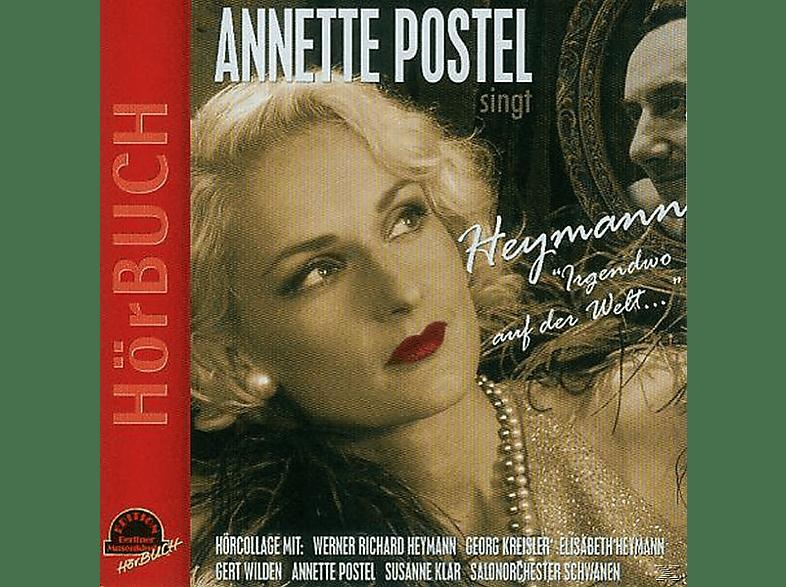 Annette Postel - Irgendwo Auf Der Welt... - (CD)