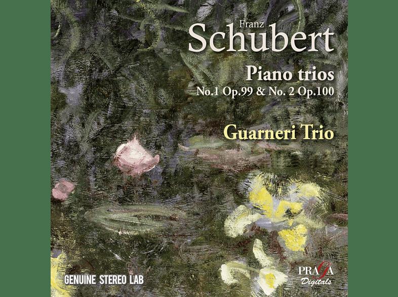 Guarneri Trio Prague - Klaviertrios [CD]