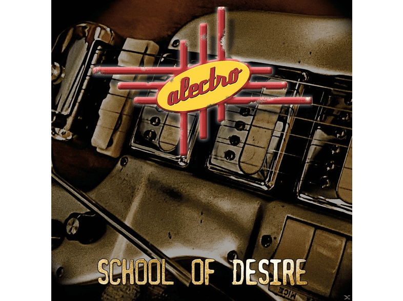 Alectro - School Of Desire [CD]