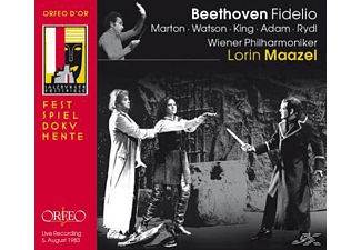 Winer Philharmoniker, VARIOUS - Fidelio  - (CD)