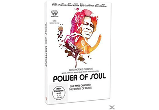 Power of Soul DVD