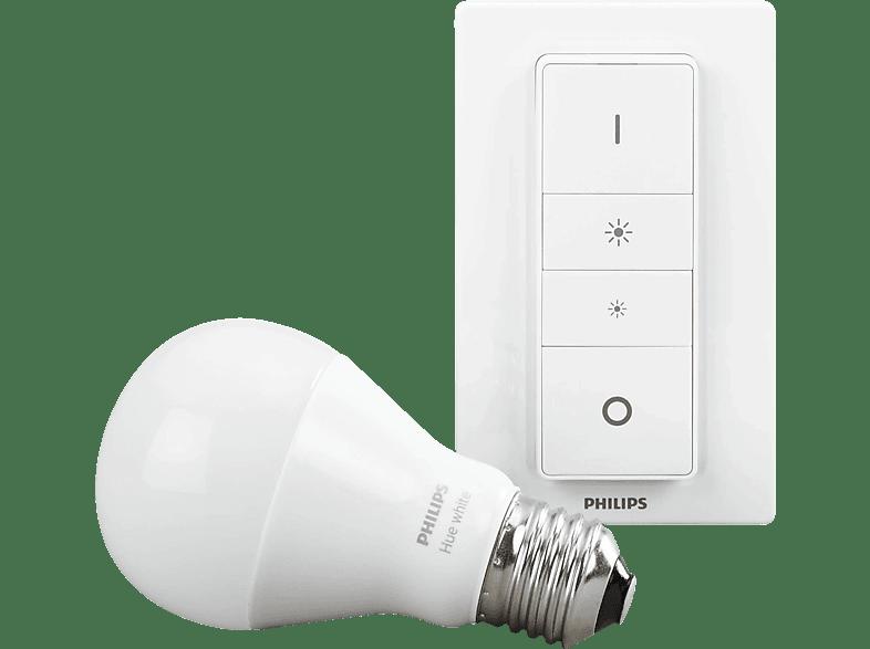 PHILIPS 45252300 Hue Wireless Dimming Kit, Weiß