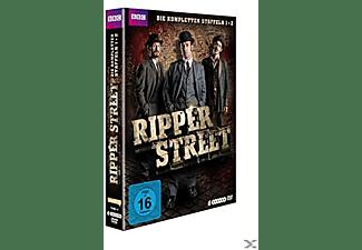 RIPPER STREET 1.+2.STAFFEL DVD