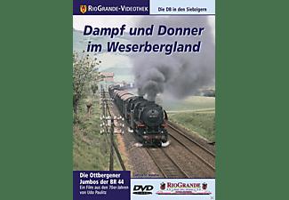 DAMPF UND DONNER IM WESERBERGLAND DVD