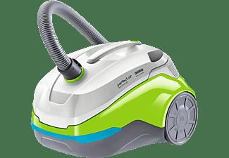 THOMAS perfect air feel fresh x3 Beutelloser Staubsauger Staubsauger, maximale Leistung: 1400 Watt, Grün/Weiß)