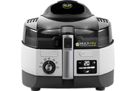 DELONGHI FH1394/1 MultiFry Extra Chef Heißluftfritteuse 2400 Watt Schwarz/Grau